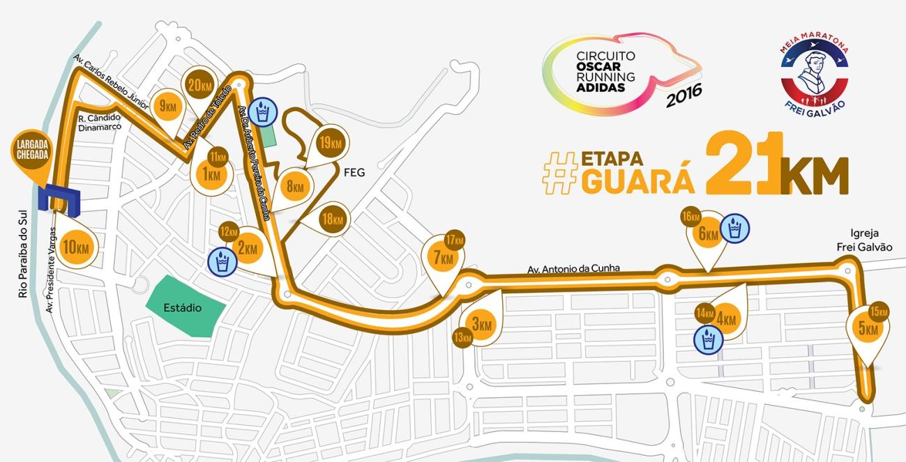 Circuito Oscar : Circuito oscar running adidas etapa guará